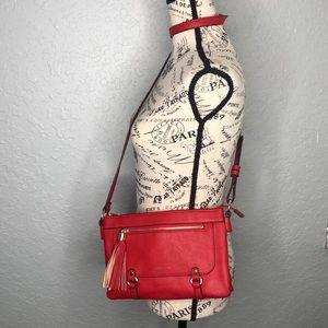 Olivia+joy crossbody bag
